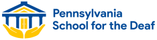 Pennsylvania School for the Deaf Logo